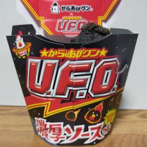 からあげクン  U.F.O.濃厚ソース味