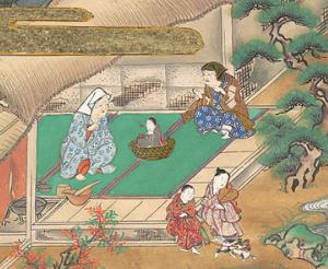 任那にあった日本縣邑の久羅麻致支彌と竹取物語