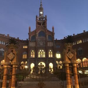 旅 スペイン バルセロナの1日②