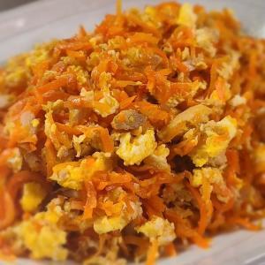 【奥大輔の料理レシピ】「にんじんシリシリ」の作り方