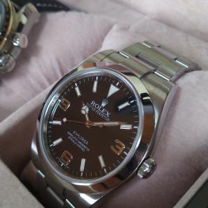 腕時計はどこで購入するべきか