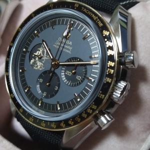 オメガ スピードマスター アポロ11号50周年記念モデル(ref.310.20.42.50.01.001)の思い出