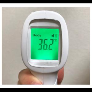 お手頃価格の非接触型ハンディ温度計をご紹介!