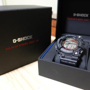 【G-SHOCK】フロッグマン(GWF-1000-1JF)購入!仕様と機能を紹介します!
