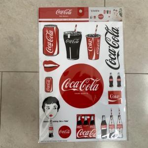 コカ・コーラのノベルティグッズが100均にありました!