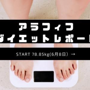 アラフィフダイエットレポート【最終結果】