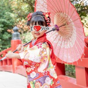 2020年11月 娘3歳 七五三詣で『武蔵一宮 氷川神社』