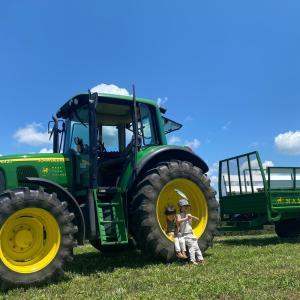 紗栄子さんが経営する牧場『NASU FARM VILLAGE』が天国だと思えた 2021年夏