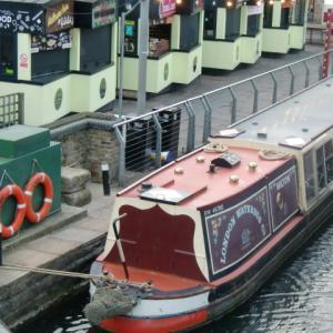 イギリス ナローボート