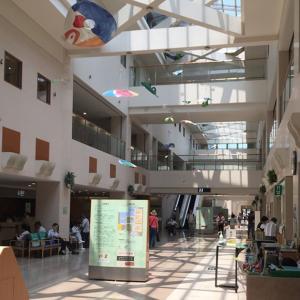 NTT東日本 関東病院へ初訪