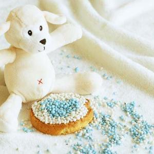 《お菓子とデザイン》【L'atelier Monei(ラトリエモネイ)】「【高島屋限定】リュクス」のパッケージ♬