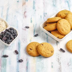 《お菓子とデザイン》【nekochef(ネコシェフ)】「クッキー(ゴルゴンゾーラ&イチジク)」のパッケージ♬