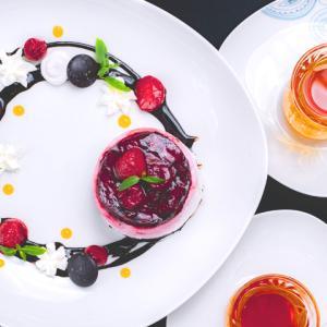 《お菓子とデザイン》【株式会社静風】「恋するいちご」のパッケージ♬
