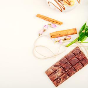 《お菓子とデザイン》【CHOCOLATIER PARE D'OR(ショコラティエ パレ ド オール)】「からだにおいしい乳酸菌タブレット」のパッケージ♬