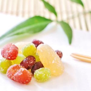 《お菓子とデザイン》【銀座鈴屋】「銀座六花 緑大豆」のパッケージ♬