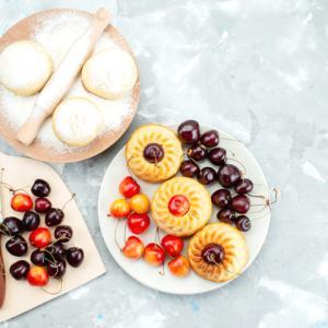 《お菓子とデザイン》【zakkaひぐらし】「オリジナルバンビクッキー 封筒」のパッケージ♬