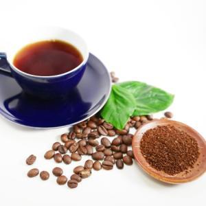《珈琲とデザイン》コーヒーの香りを楽しむ熊のイラストが渋い【knut cafe】「コーヒーベース」のラベル