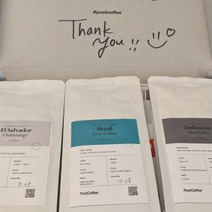【サブスク】コーヒーがポストに届くPostCoffee