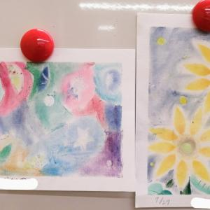 JEUGIAカルチャー夏休みこども講座「夏の花を描こう!」