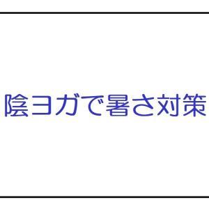 第6回・陰ヨガで暑さ対策【陰陽五行ヨガレッスン動画配信】