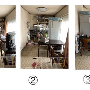 冷蔵庫の上の汚れ(閲覧注意)
