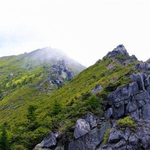 #054 登山再開は奥秩父の盟主、金峰山へ