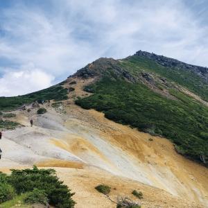 #048 これぞ真夏の硫黄岳(2019年の登山記)