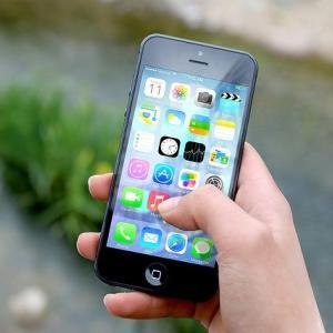 携帯の自動音読機能について