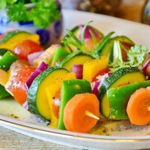 野菜を食べ続けるとどうなるのか?動画共有