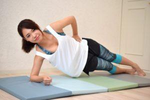 大きな筋肉を動かす習慣を・・・!
