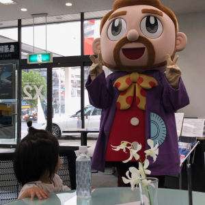ご当地キャラクター『ヴェルニン』参上!