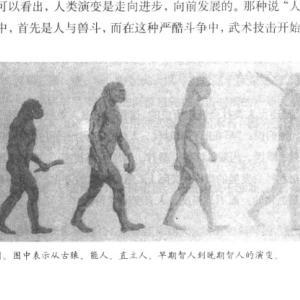 中国武術の起源〝人間が獣に戻った〟?~後編