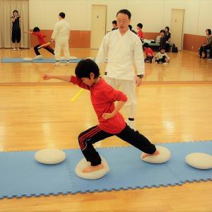 子ども達が『自己肯定感』を上げる為の、カンフーの練習とは?