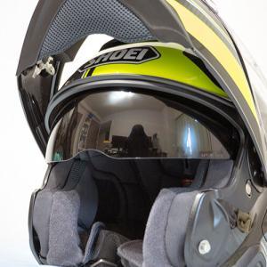 【SHOEI NEOTEC II レビュー】最高級システムヘルメットの実力は如何に。GT-Airと比較しながらレビュー。