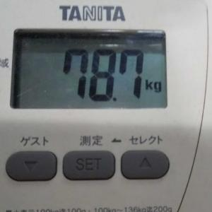 23週間後(プチ断食)