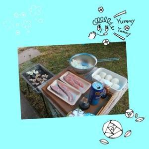 我が家のお手軽週末BBQ