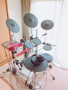 自粛期間中に電子ドラムを買っちゃった!