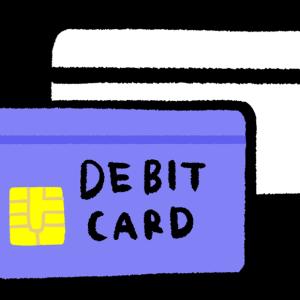 デビットカードは審査無しで作れる!【無職でもOK】