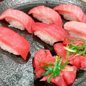 #激ウマお寿司 と 懐かしいっ♫