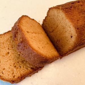 キャラメルパウンドケーキ