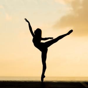 【バレエ】フェッテの考え方!【最後にアラベスクでピタッととまれるようになる♡】