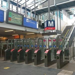 【2021オランダ旅】1日目前半:旅の始まり~アムステルダム南駅【これだからドイツ鉄道は】