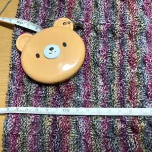 編み終えるための原動力。