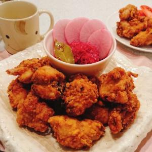 お家で簡単こうじ味噌使用!カリジュワ唐揚げの作り方・レシピ