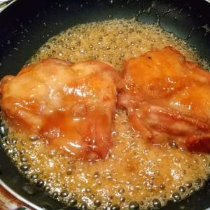 カトレア醤油で美味しいテリヤキチキンの作り方!🐭シェフの簡単レシピ