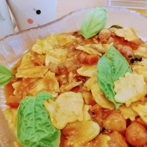 ねずみとうさぎ型の可愛い自家製パスタの簡単作り方・レシピ