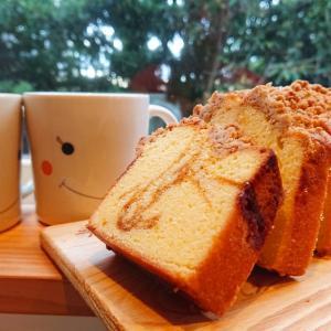 シナモン風味のキャラメルパウンドケーキの作り方🐰