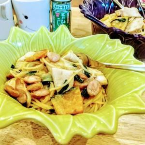 🐭柚子胡椒香る,鶏ささみとパスタの簡単作り方・レシピ