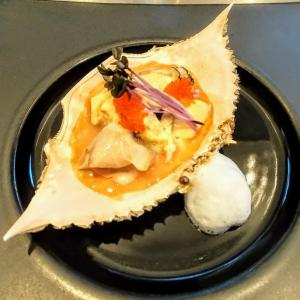 🐭蛤のあんをまとった蟹の茶碗蒸しの作り方・レシピ