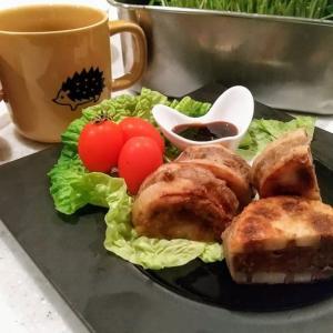 🐭シェフが作る!レンコン挟み焼きの簡単作り方・レシピ